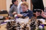 Vánoční dílna v Hošticích